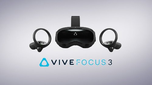 VIVE Focus 3 | VIVE