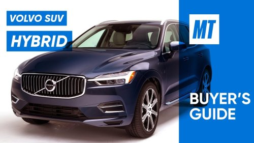 """""""A Hybrid SUV??"""" Volvo XC60 Recharge T8 Review   MotorTrend Buyer's Guide"""