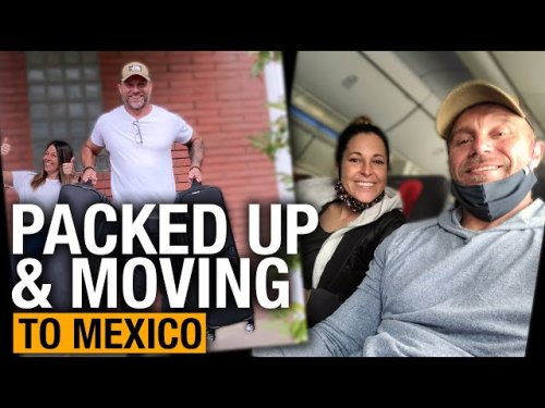TRAILER Canadian couple sells everything moves to Mexico to be free