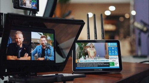 Studio Tour: The Gear You Need for Streaming, Podcasts & Live TV