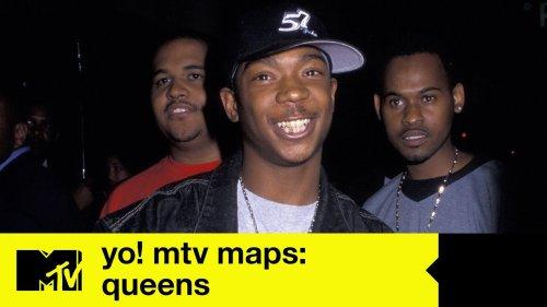 Ja Rule, Roxanne Shanté & Kyah Baby Talk Queens Hip Hop History   Ralph McDaniels hosts YO! MTV Maps
