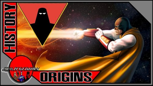 Space Ghost: History and Origins