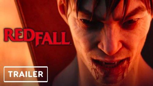 Redfall - Reveal Trailer   E3 2021