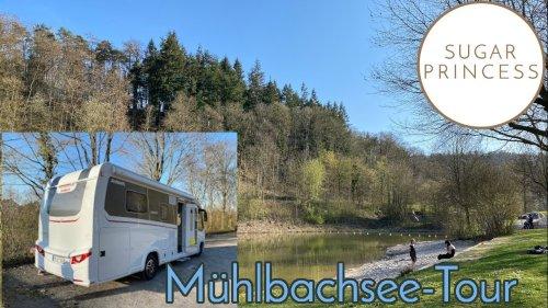 Frühstück im Dethleffs Esprit und Tour Nr. 2: Mühlbachsee Eppingen und zurück! | Sugarprincess Vlog