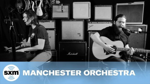 Manchester Orchestra - Bed Head [LIVE for SiriusXM]