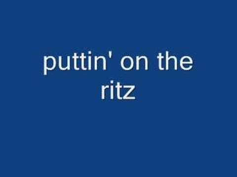 puttin' on the ritz - taco