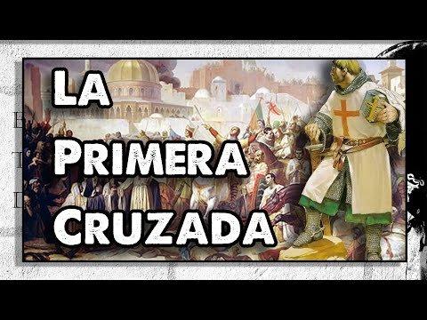 La Primera Cruzada. 1096-1099 Con @Joaco Parra