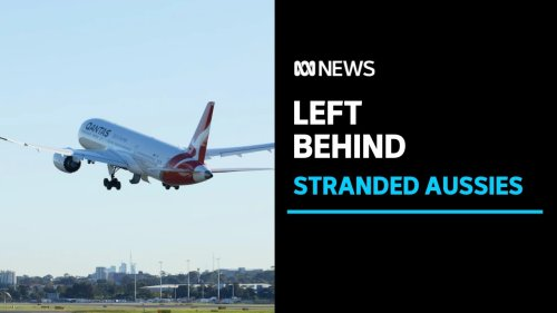 Australians with COVID-19 left in India as repatriation flight takes off bound for Darwin   ABC News