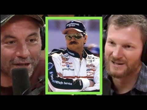 Dale Earnhardt Jr. Reveals The Most Important Moment Of His Life With His Dad