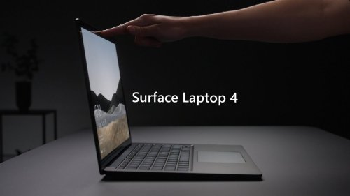 Introducing Microsoft Surface Laptop 4