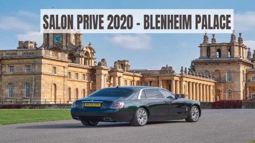 Salon Privé 2020 at Blenheim Palace - Most Exclusive UK Motoring Event
