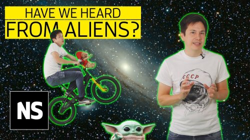 Are aliens real, and if so, why haven't they made contact yet?