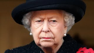This Photo Of The Queen At Philip's Funeral Is Breaking Hearts