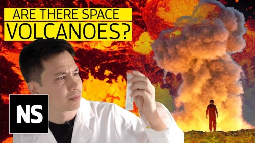 Are there volcanoes in space? A guide to the weirdest eruptions in the universe