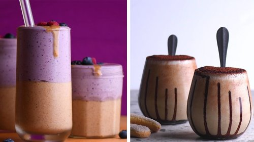 5 Smoothies so Yummy You'll Think They're Dessert!