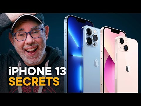 What Apple didn't tell you about the iPhone 13