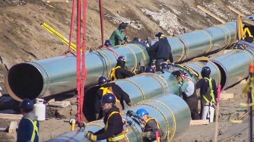 The Keystone XL Pipeline Has Been Permanently SHUTDOWN