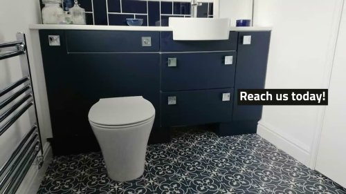How to Choose the Best Custom Bathroom Cabinets | www.paramountbathrooms.co.uk | Call: +442392586616