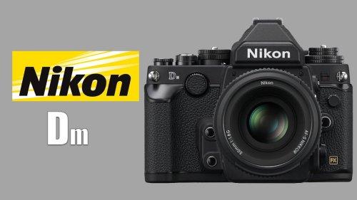 The Nikon Dm: Nikon's Newest Mirrorless Retro Camera?