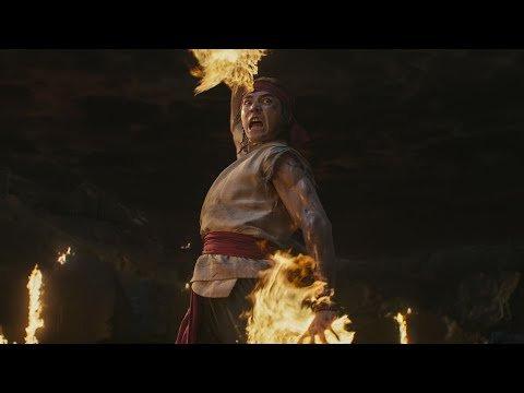 Mortal Kombat (2021) Movie Trailer
