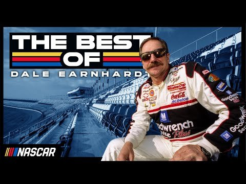 VIDEO: Top 10 Moments From Dale Earnhardt's Legendary NASCAR Career
