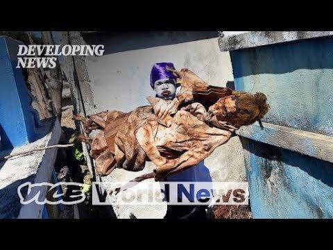 Inside Haiti's Voodoo Ceremonies   Developing News