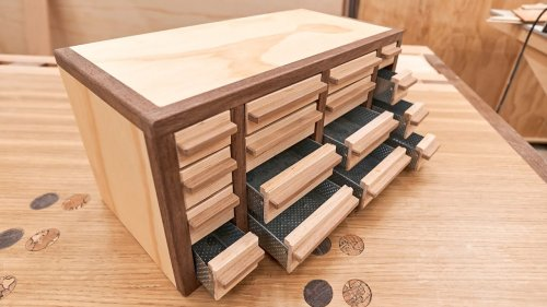 Woodworking cover image