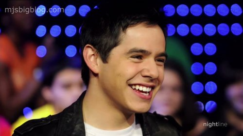 David Archuleta Shares His Struggles with Sexuality on Nightline