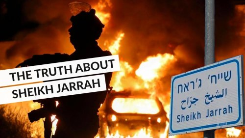 The truth about Sheikh Jarrah