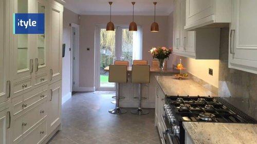 Kitchen Plan | www.paramountbathrooms.co.uk | Call: +442392586616