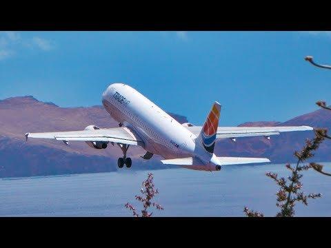 10 Beautiful Takeoffs at Madeira Airport