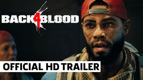 Back 4 Blood 4 PVP Trailer   Xbox + Bethesda E3 2021