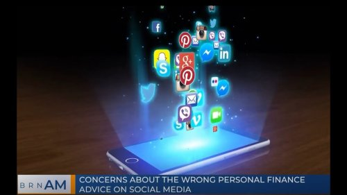 BRN AM  | Concerns about the wrong personal finance advice on social media