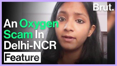 An 'Oxygen Scam' In Delhi-NCR
