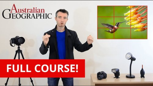 Learn Photography [Full Course] by Australian Geographic Photographer Chris Bray