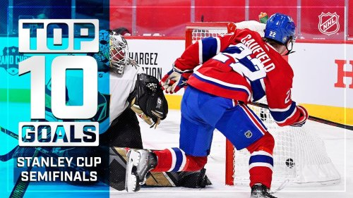 Top 10 Goals from the Stanley Cup Semifinals