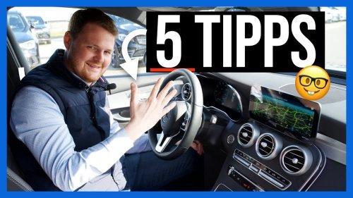 Mercedes-Benz Tipps, die JEDER wissen sollte! 🤓