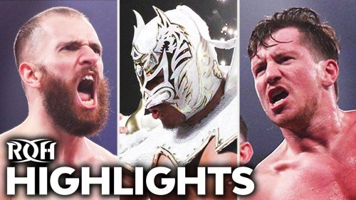 Shock Ending to TV Title Triple Threat!