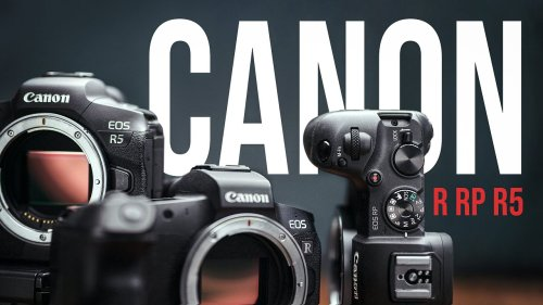 Which Canon Mirrorless is Best for You?