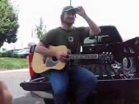 Eric Church Acoustic Just Hits Different