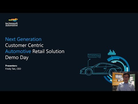 Next Generation Customer Centric Automotive Retail Solution