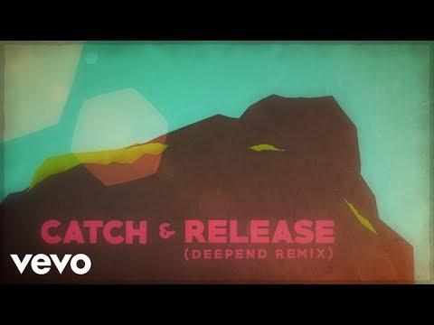 Matt Simons - Catch & Release (Deepend remix) - Lyrics Video