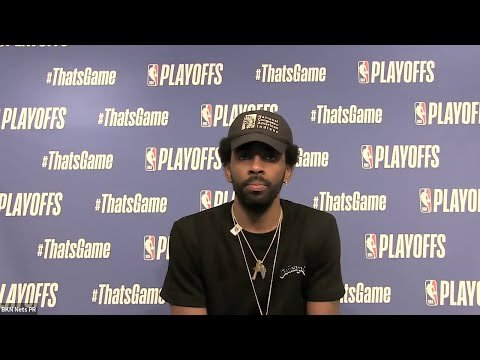 Kyrie Irving Postgame Interview - Game 2