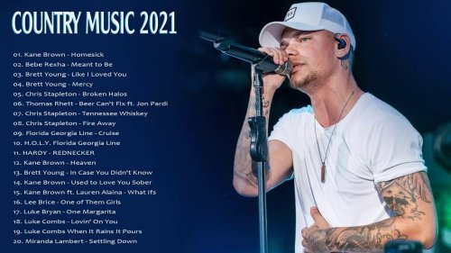 Country Hits 2021 - Country Songs Playlist Radio Country Music Playlist 2021