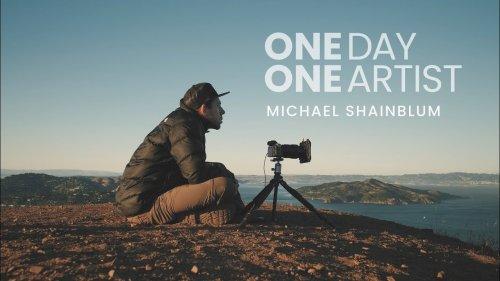One Day One Artist: Michael Shainblum