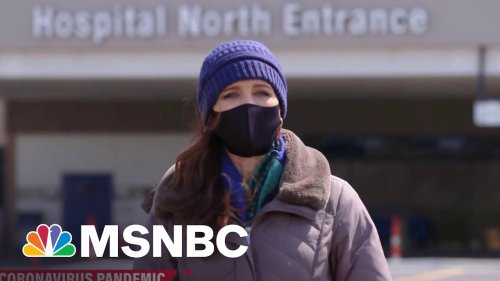 Michigan Covid Surge Worst In The Nation   MSNBC