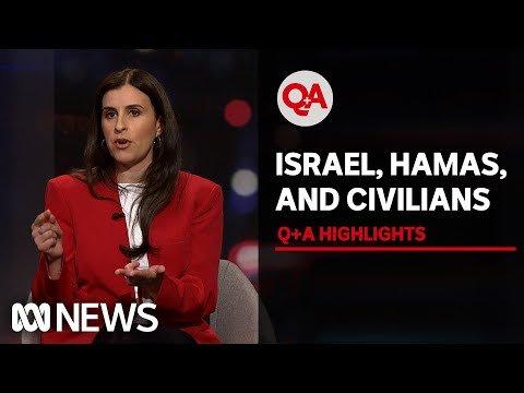 Israel, Hamas, and Civilian Casualties | Q+A