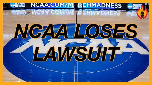 Krystal and Saagar: Will NCAA DEFEAT Pave Way For Paid Student Athletes?