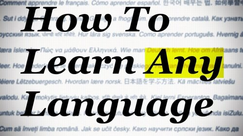 What's The Easiest Way to Learn a Language?