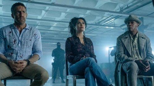 Hitman's Wife's Bodyguard Trailer - Starring Ryan Reynolds, Sam Jackson and Salma Hayek